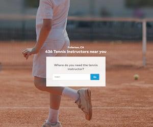 Fullerton Tennis Coaches