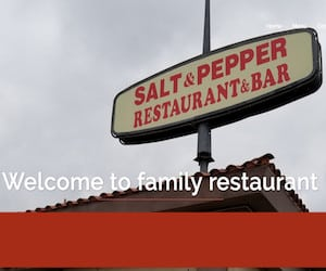 SALT AND PEPPER RESTAURANT