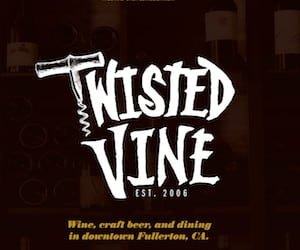Twisted Vine Find Fullerton
