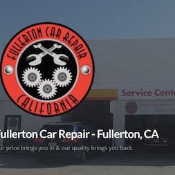 Best Fullerton Car Repair
