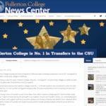 Fullerton College California Transfer Rate