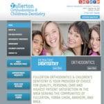 Fullerton Orthodontics and Childrens Dentisty find Fullerton