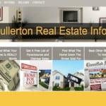 Fullerton Real Estate Info Find Fullerton