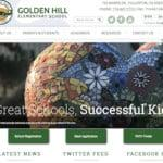 Fullerton Golden Hill Elementary School