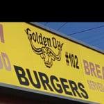 Golden Ox Burgers Fullerton