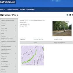 Hitcher Dog Park