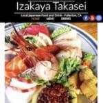 Izakaya Takasei Fullerton Japanesse Restaurant