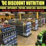 OC Discount Nutrition Fullerton California