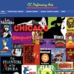 OC Performing Arts Find Fullerton
