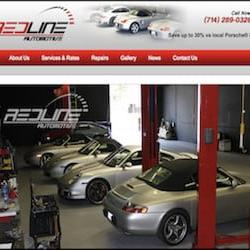 Redline Automotive find fullerton