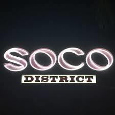 Down Fullerton SOCO