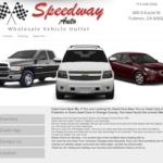 Speedway Auto Fullerton