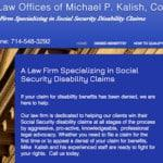 best Fullerton Disability lawyer