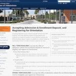 California State Fullerton Admissions