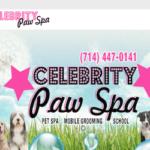 Celebrity Paw Spa Fullerton