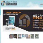 Find FullertonCell Phone Repair House
