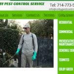 Colby Pest Control Find Fullerton