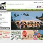 Party planners create a party fullerton california