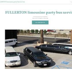 Fullerton Limousine
