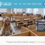 Fullerton Public Library Fullerton