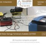 Fullerton Water Damage Pros