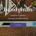 Handyman Fullerton