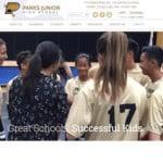Parks Junior High School Fullerton