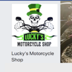 Lucky's Motorcycle Shop is listed on Find Fullerton