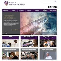 Marshall B Ketchem University