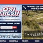Oxi Fresh Carpet Cleaning Fullerton