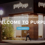 Purple Yoga Find Fullerton