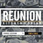 Reunion Kitchen and Drink Fullerton
