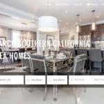 Southern California Area Homes Fullerton California