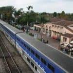Trains Fullerton