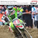 Uni Filter is listed on Find Fullerton